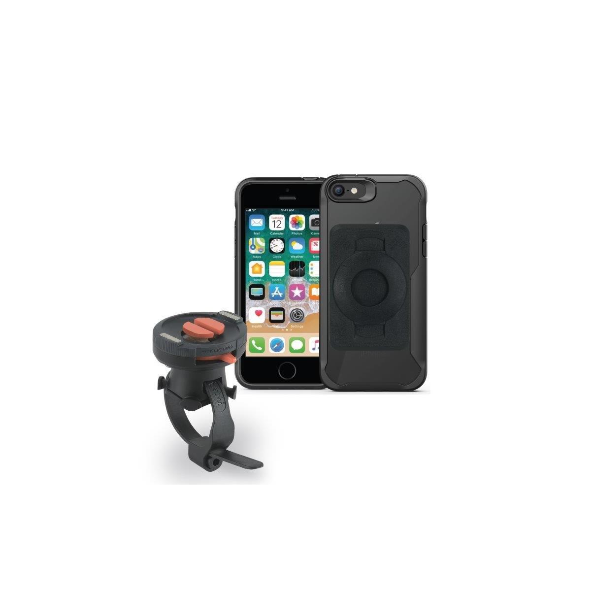 TIGRA SPORT  Kit V/élo FitClic pour iPhone 5//5s