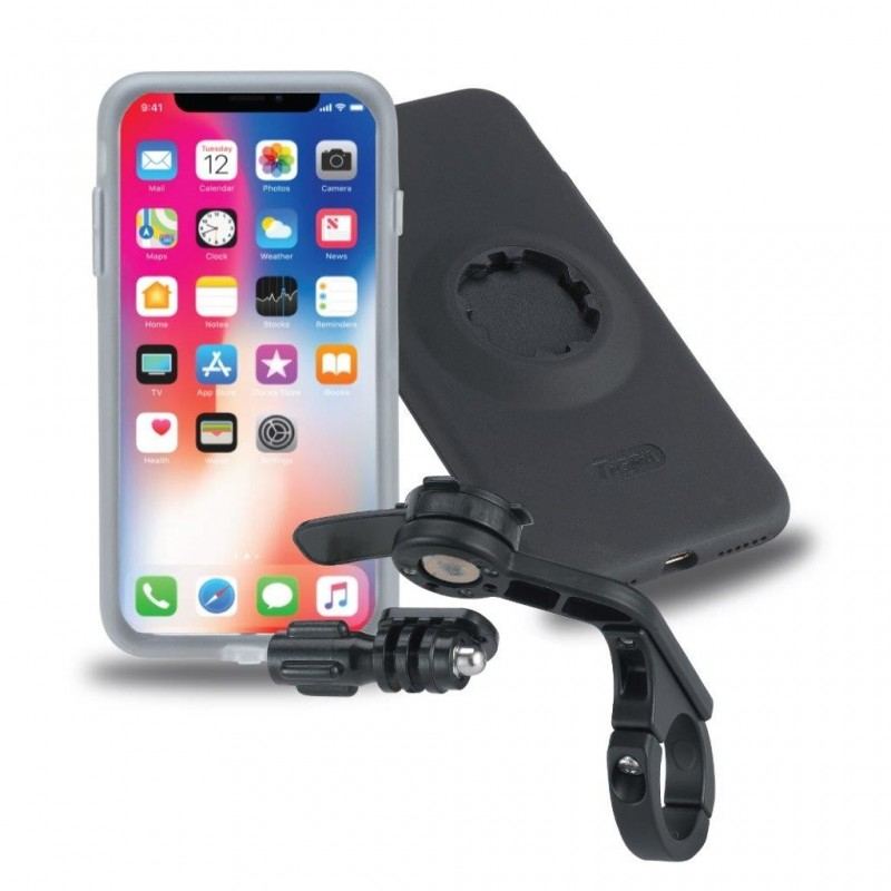 reputable site 5d888 74e7c Fitclic MountCase Bike Kit Forward for iPhone X/XS