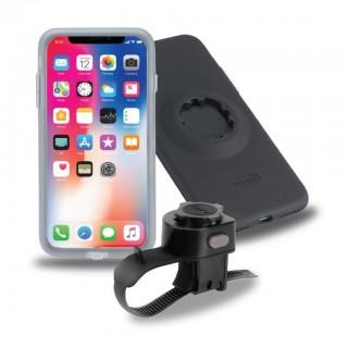 Fitclic MountCase Bike Kit for iPhone X/XS