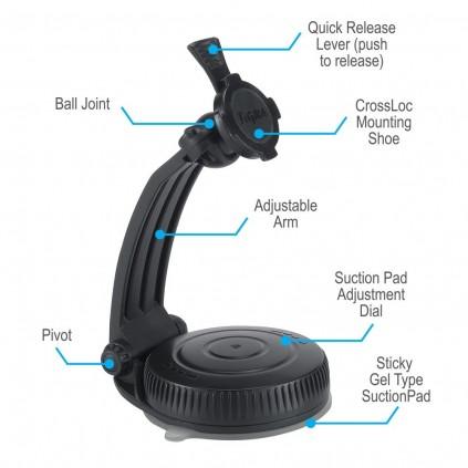 MountCase 2 Car Kit for iPhone 7 | Tigra Sport