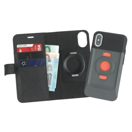 FitClic Neo WalLet Cover for iPhone X/XS