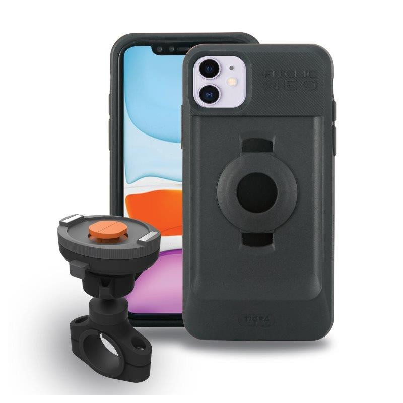 FitClic Neo Motorcycle Kit for iPhone 11