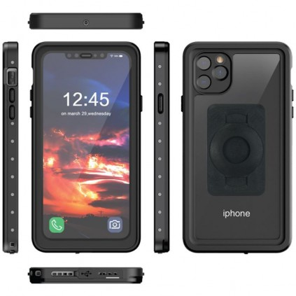 FitClic Neo Motorcycle Kit for iPhone X/XS