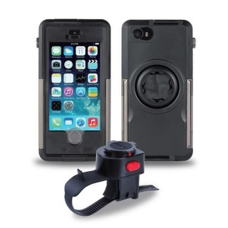 MountCase Bike Kit for iPhone 5/5s with ArmorGuard | Tigra Sport