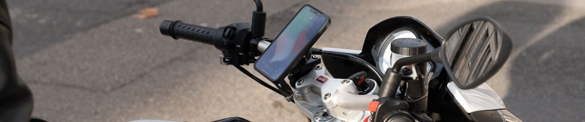 Motorcycle Phone Cases and Mounts | TIGRA SPORT
