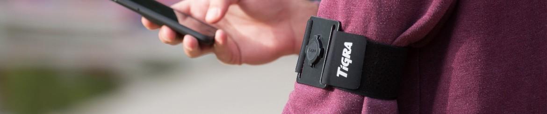 Run Phone Mounts and Cases | Fitclic | TIGRA SPORT